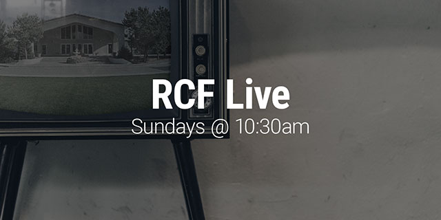 The River Sunday services - Live on 89.9 FM in Twin Falls and worldwide on Facebook