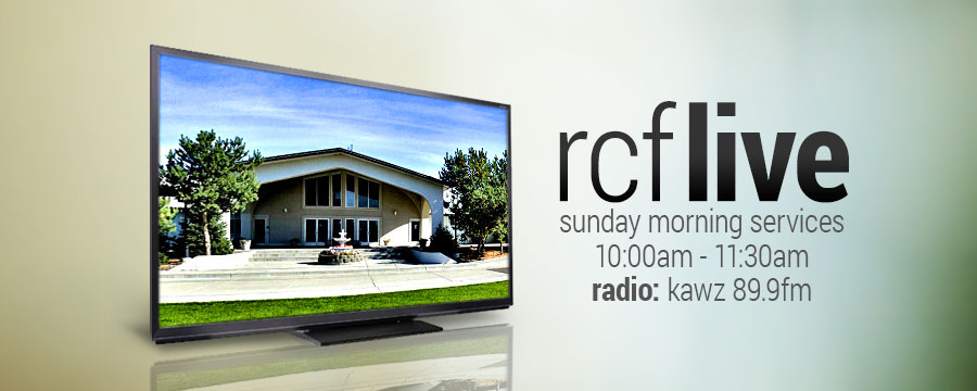 Watch Sunday Morning Services on TV